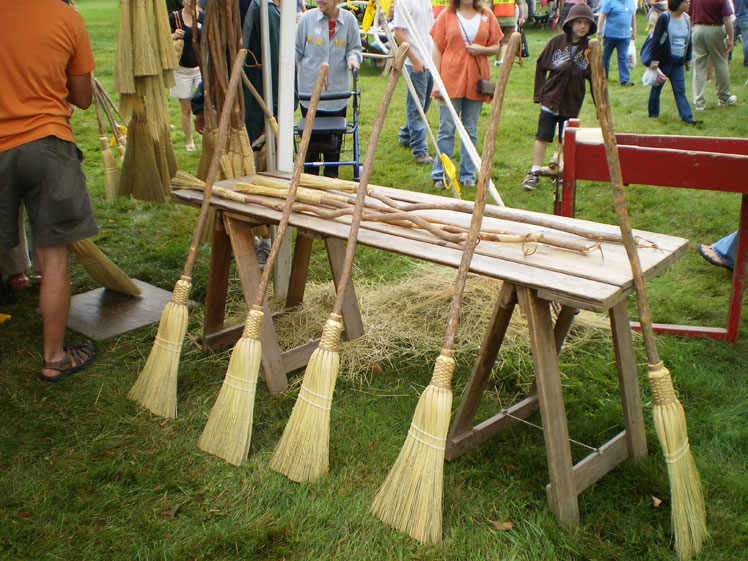 16_Brooms for Sale