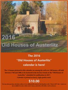 2016 Calendar Sign